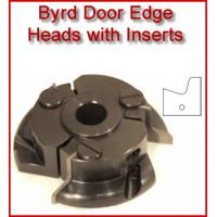 Byrd Door Edge Heads with Inserts