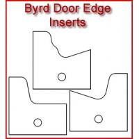 Byrd Door Edge Inserts