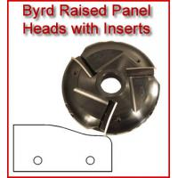 Byrd Raised Panel Heads with Inserts