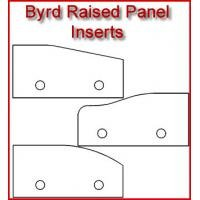 Byrd Raised Panel Inserts