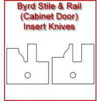 Byrd Cabinet Door Stile & Rail Inserts