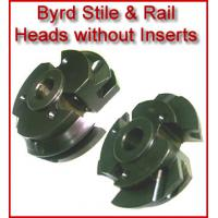 Byrd Cabinet Door Stile & Rail Heads without Inserts