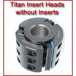 Titan Insert Heads without Inserts