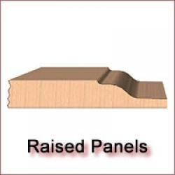 Raised Panel Molding Knives