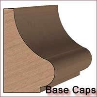 Base Caps Molding Knives