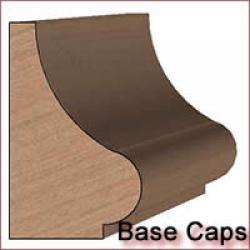Base Caps Molding Knives