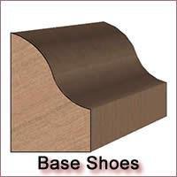 Base Shoe Molding Knives