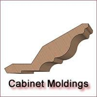 Cabinet Molding Knives