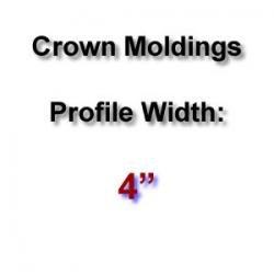 Profile Width: 4''