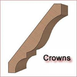 Crown Molding Knives