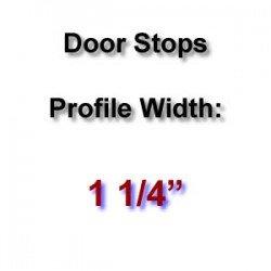 Profile Width: 1 1/4''