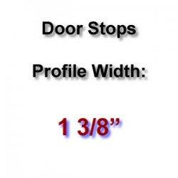 Profile Width: 1 3/8''