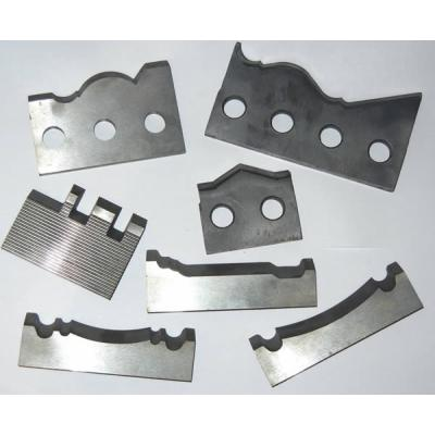 Molding Knives for most common Molding Machines and Shaper Cutter Heads