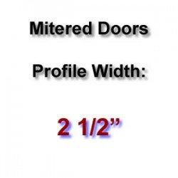 Profile Width: 2 1/2''