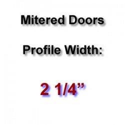 Profile Width: 2 1/4''