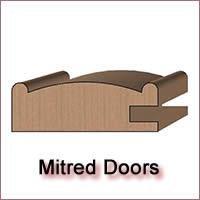 Mitered Door Molding Knives