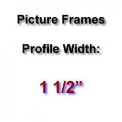 Profile Width: 1 1/2''