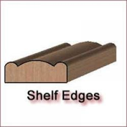 Shelf Edge Molding Knives