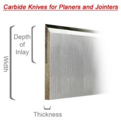 Carbide Knives