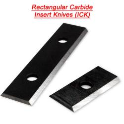 Rectangular Carbide Insert Knives (ICK)