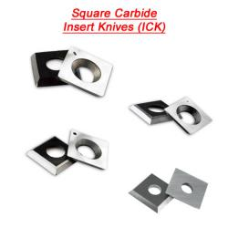 Square Carbide Insert Knives (ICK)