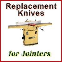 Carbide Jointer Knife Sets