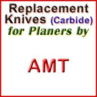 Replacement Blades (Carbide) for Planers by AMT