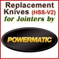 Replacement Blades (HSS) for Jointers by Powermatic