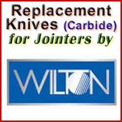 Replacement Blades (Carbide) for Jointers by Wilton