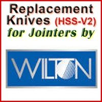 Replacement Blades (HSS) for Jointers by Wilton