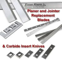 Replacement Knives for Planers and Jointers