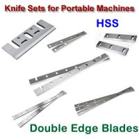 Blade Sets with Double Sharp Edge (HSS)