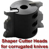 Cutter Heads for corrugated knives
