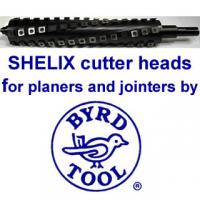 SHELIX Helical Cutter Heads