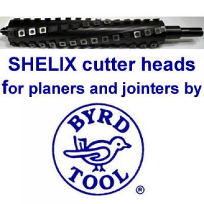 SHELIX Helical Cutter Heads