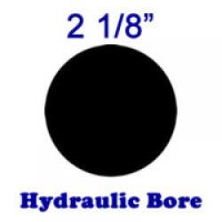 Hydraulic Bore: 2 1/8