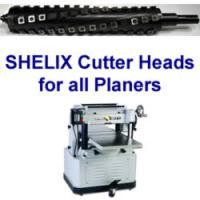 SHELIX Heads for Planers