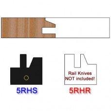 Stile Insert Knife Right Hand (RH) Profile #50 (Single Knife)