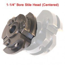 Left Hand (LH) Stile Cutter Head with 1-1/4