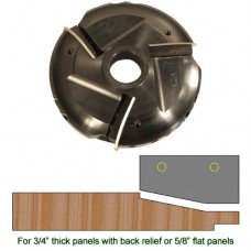 Raised Panel Heads with Inserts, Profile P203LH, 1-1/4