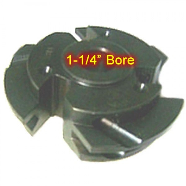 Right Hand Rh Stile Cutter Head With 1 1 4 Quot Bore