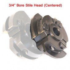 Right Hand (RH) Stile Cutter Head with 3/4