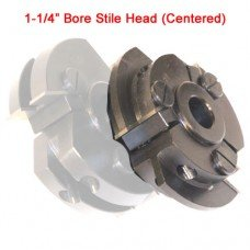 Right Hand (RH) Stile Cutter Head with 1-1/4