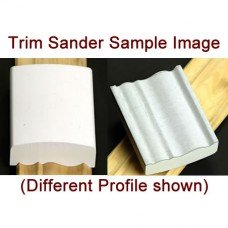 TrimSander for Astragal Profile: WM-133