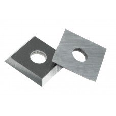 12mm x 12mm x 1.5mm - Set of 10 Square Carbide Insert Knives (ICK)