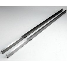 "Set of 2 HSS-V2 Blades - Length: 20-5/64"" (510mm), Width: 25/32"" (20mm), Thickness: 1/8"" (3mm)"