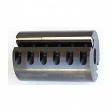Shaper Cutter Head for corrugated knives (Byrd Tool), Bore: 1 1/4'', Width: 6'', Diameter: 4'', for 2 knives