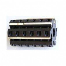 Shaper Cutter Head for corrugated knives (Byrd Tool), Bore: 1 1/2'', Width: 6'', Diameter: 122mm, for 6 knives