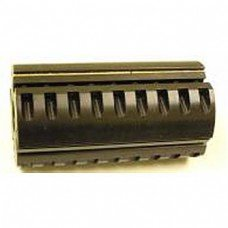 Shaper Cutter Head for corrugated knives (Byrd Tool), Bore: 1 1/2'', Width: 9'', Diameter: 122mm, for 4 knives