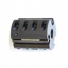 Shaper Cutter Head for corrugated knives (Byrd Tool), Bore: 1'', Width: 4'', Diameter: 3 1/2'', for 3 knives